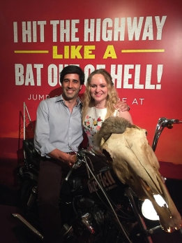 Bat Out of Hell!